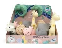 natuurrubber speelgoed baby - bijtspeelgoed - badspeelgoed – speelgoed voor in de box