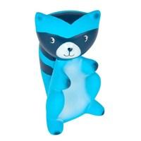 tikiri wasbeer speelgoed baby - bijtspeelgoed – knijpdiertje – natuurrubber speelgoed