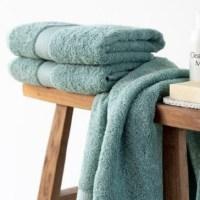 zeegroene-handdoeken