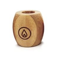 Tandenborstel houder bamboe - Croll & Denecke tandenborstelhouder – tandenborstel bakje