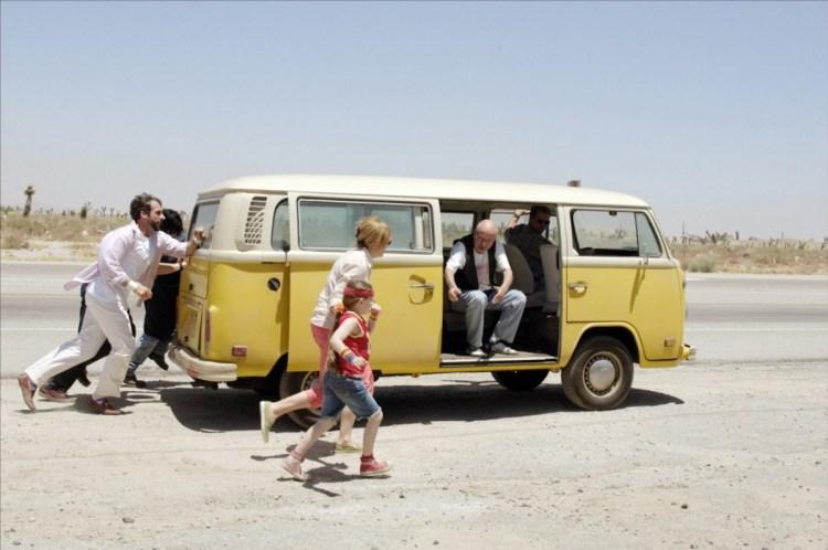 Little Miss Sunshine, una de las pelis que te da el gusanillo por viajar en furgo