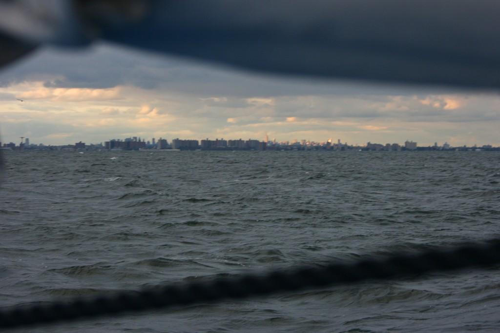 Skyline en vue...