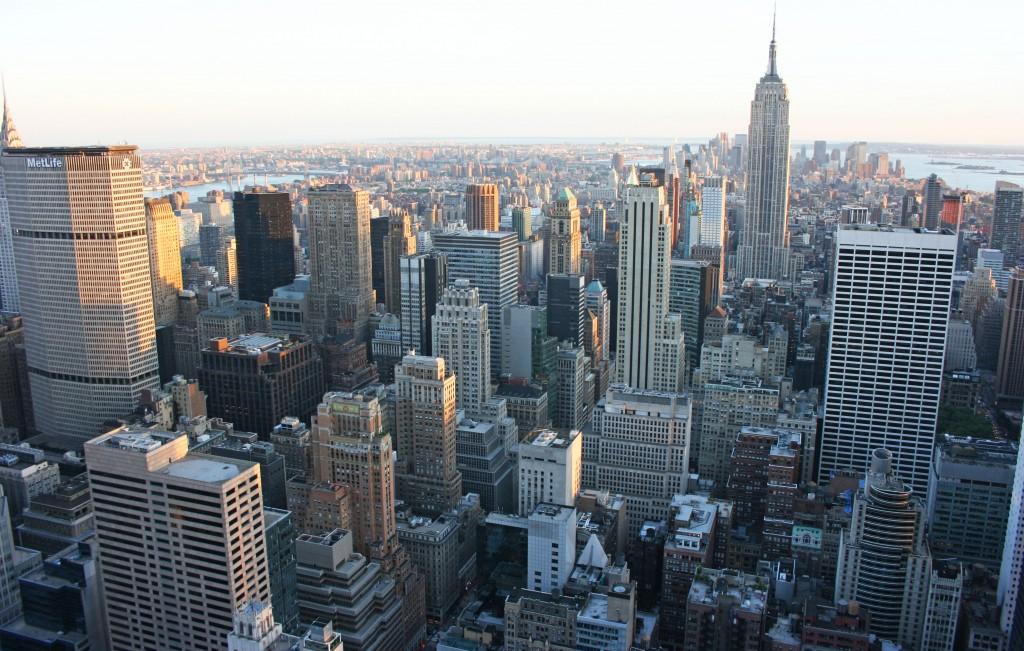 Retour à NYC