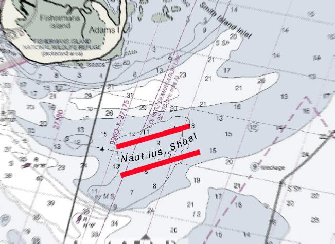 """""""Le danger en mer, c'est la terre..."""" La pire situation vécue sur Pando."""