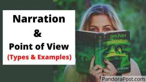 Read more about the article What is Narration (Point of View) in Literature, with Types & Examples