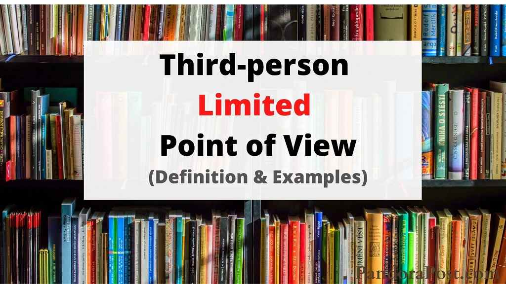Read more about the article Examples of Third Person Limited Point of View