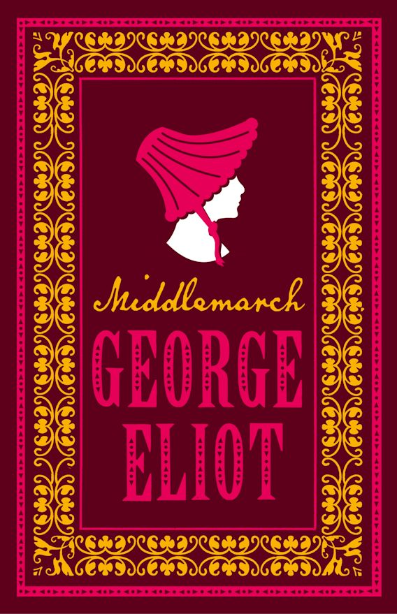 george eliot middle march story themes