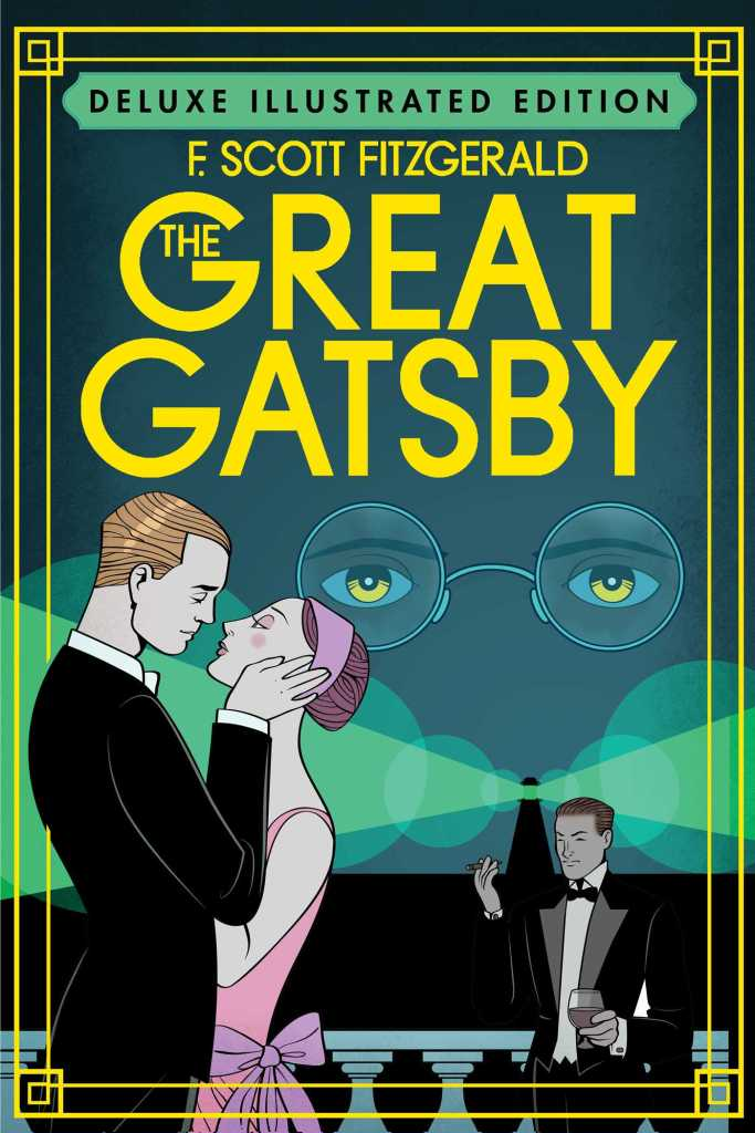 the great gatsby story themes