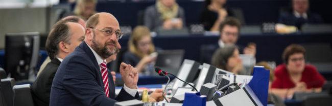 L'Unione Europea dopo Martin Schulz