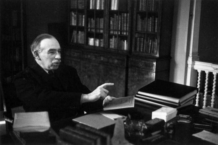 Una nuova edizione degli scritti di Keynes