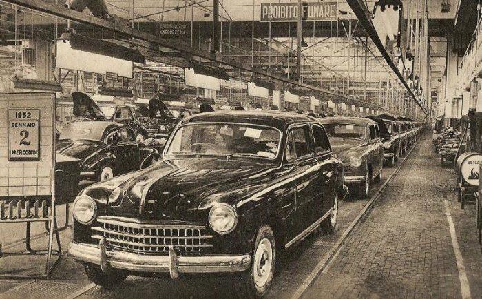 Lo sviluppo industriale nel lungo periodo e il caso italiano