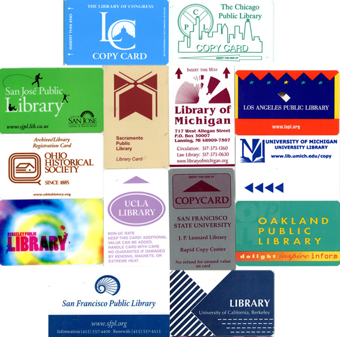 library-cards