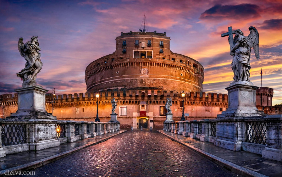 Discover Castel Sant Angelo An Ancient Jewel Of Rome Italy Places To See In Your Lifetime