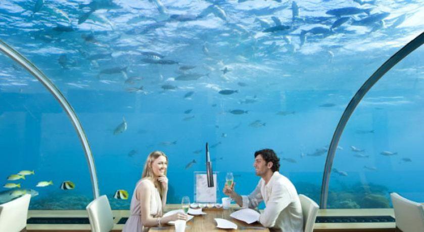 Ithaa Restaurant-Photo by Conrad Hotels & Resorts3