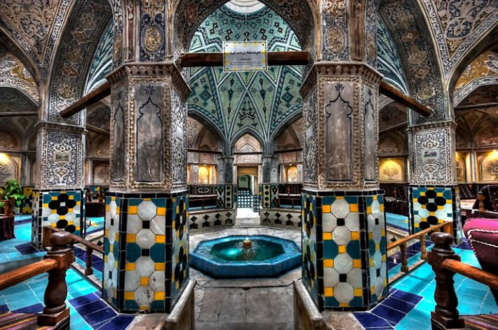 Top 10 Arabic Architecture-Bathhouse-Photo by Ali KoRdZaDeh3