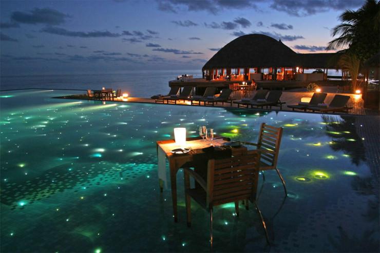 Top 10 Resorts in Maldives-Photo by Huvafen Fushi3