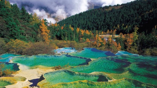 Top 10 Clearest Waters-China