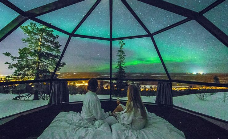 Best Place Go See Northern Lights