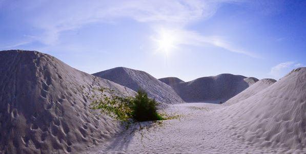 Padang pasir Klebang