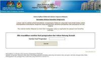 Semakan Senarai Hitam Imigresen Dan PTPTN Ke Luar Negara Online
