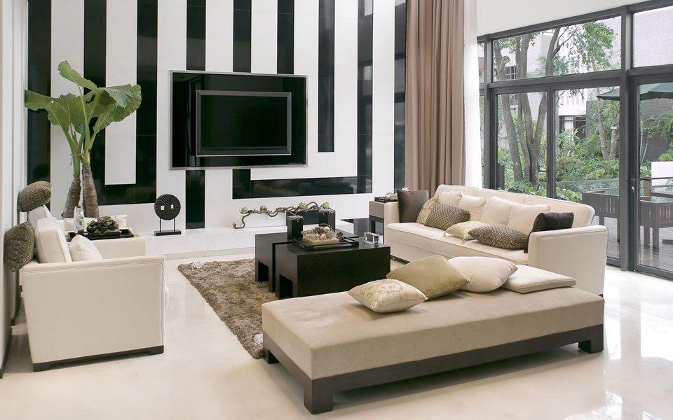 Design Interior Rumah Minimalis Modern Desain Gambar Foto Tipe