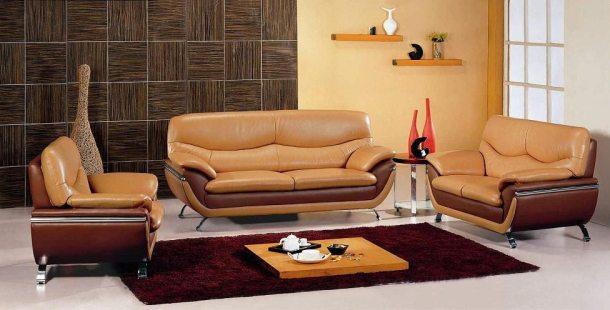 Kursi Sofa Minimalis Warna Natural Trend 2015