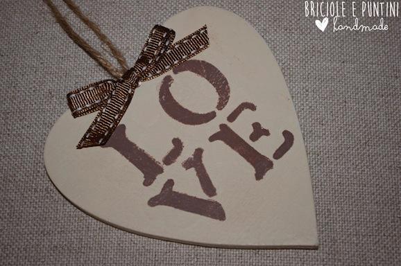 scritta love - stencil