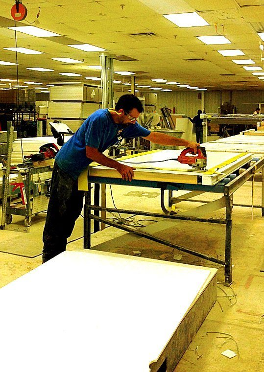 Panel Built Factory