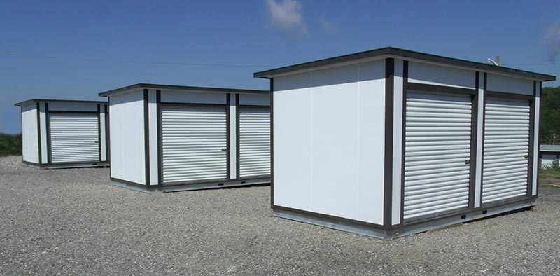 Prefab Storage Buildings