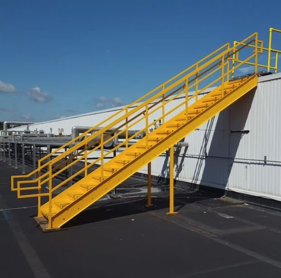 Steel Stairs Prefabricated Steel Stair Systems Panel Built | Prefabricated Exterior Metal Stairs | Stair Case | Spiral Staircases | Stairways | Stair Systems | Wrought Iron