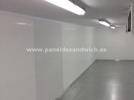 Panel Sandwich de Cámaras Frigoríficas