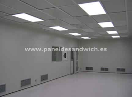 Gran aislamiento térmico al mejor precio con Panel Sandwich para cámaras de congelación