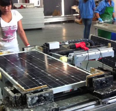 importacion de placas fotovoltaicas