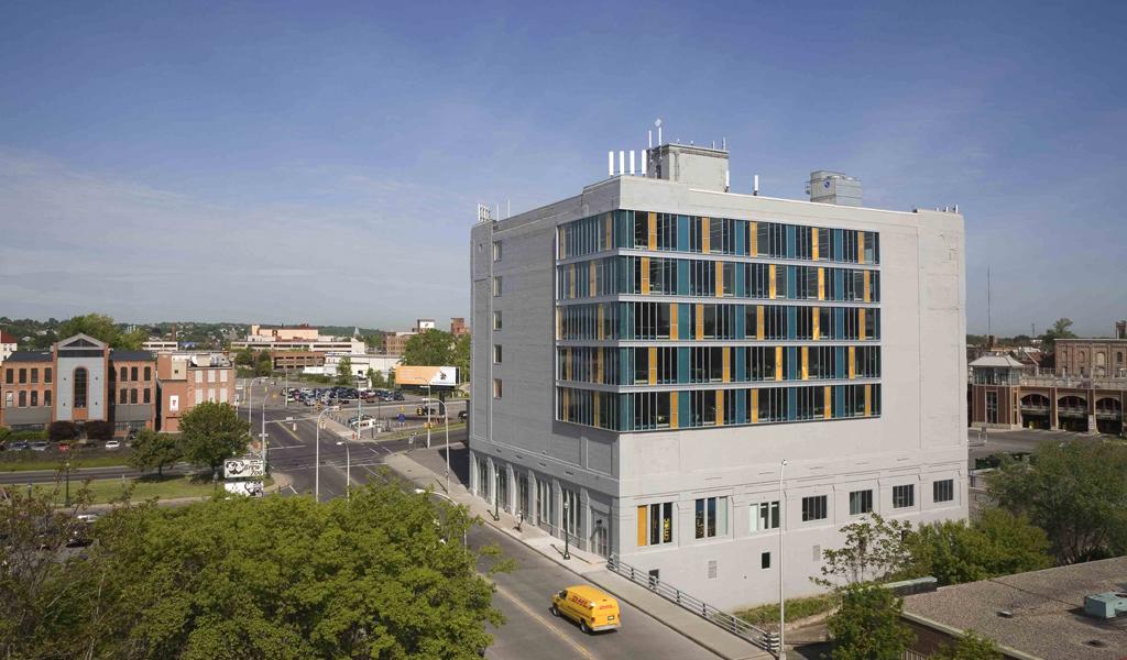 Syracuse University School Of Architecture Panelite