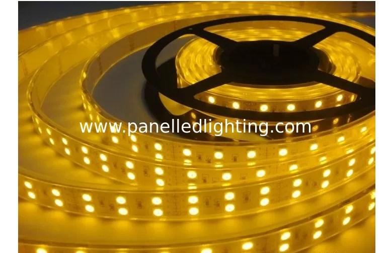 ac230v flexiable pcb led strips light waterproof exterior led strip lighting
