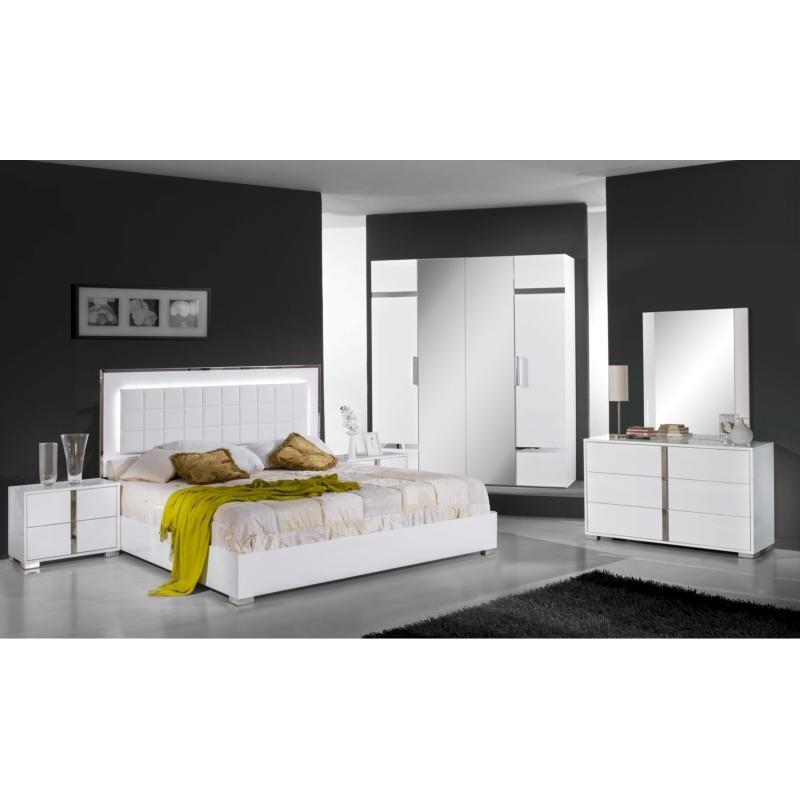 chambre a coucher complete design moderne