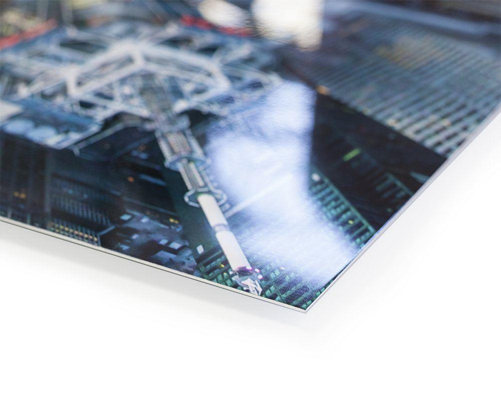 steelprint foto op aluminium