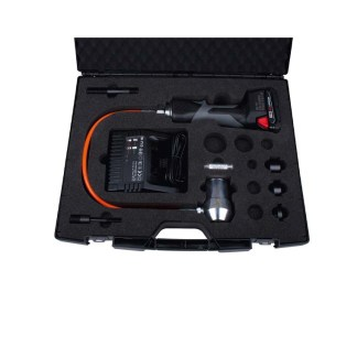 Alfra AKKU Compact Flex Electro-Hydraulic Punching Tool Kit