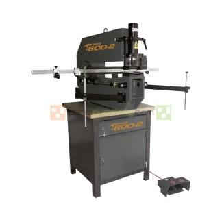 Alfra Press AP-600-2 Control Panel Punching Machine
