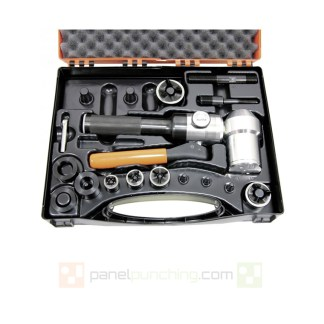 Alfra Combi Hand Hydraulic Knockout Punching Tool Kit