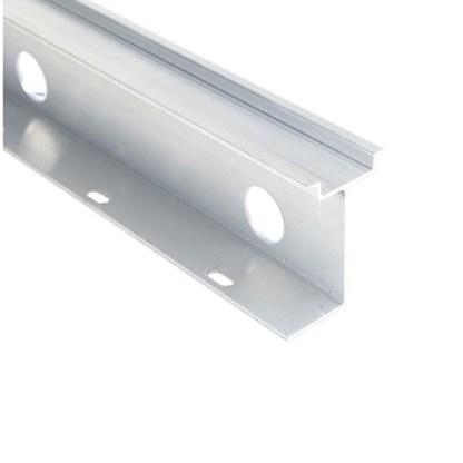 A 6 Piece Box of 1 Meter High Rise Aluminum Rail 111.044