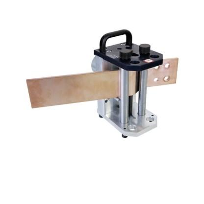 Alfra BS 160 Combi - Busbar Bending And Punching Tool