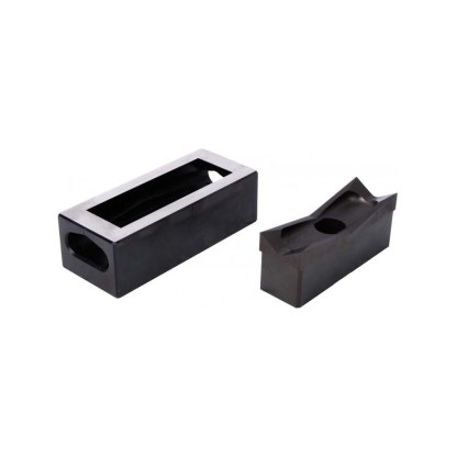 Alfra 36 X 65mm Rectangular Punch/Die Set For 10 Pin Connectors