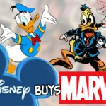 EARTH-SHATTERING NEWS:  DISNEY buys MARVEL!  Discuss...