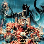 Flashpoint # 2 (of 5) / Fear Itself #3 (of 7)