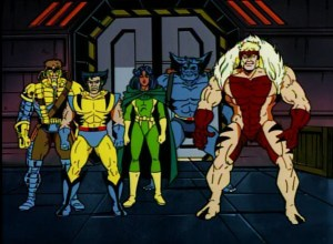 x-men-animated-series-season-3-19-weapon-x-lies-and-videotape-sabretooth-wolverine-beast-maverick-silver-fox