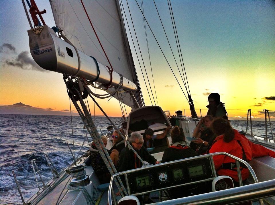eXXpedition: Flying fish, manta trawls, and gender balance
