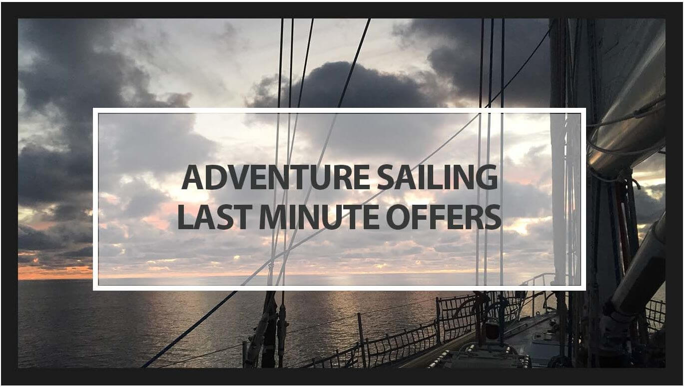 Last Minute Sailing Offers