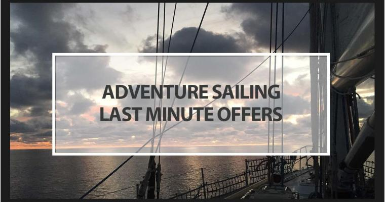 Summer Sale on Pacific North West Adventure sails