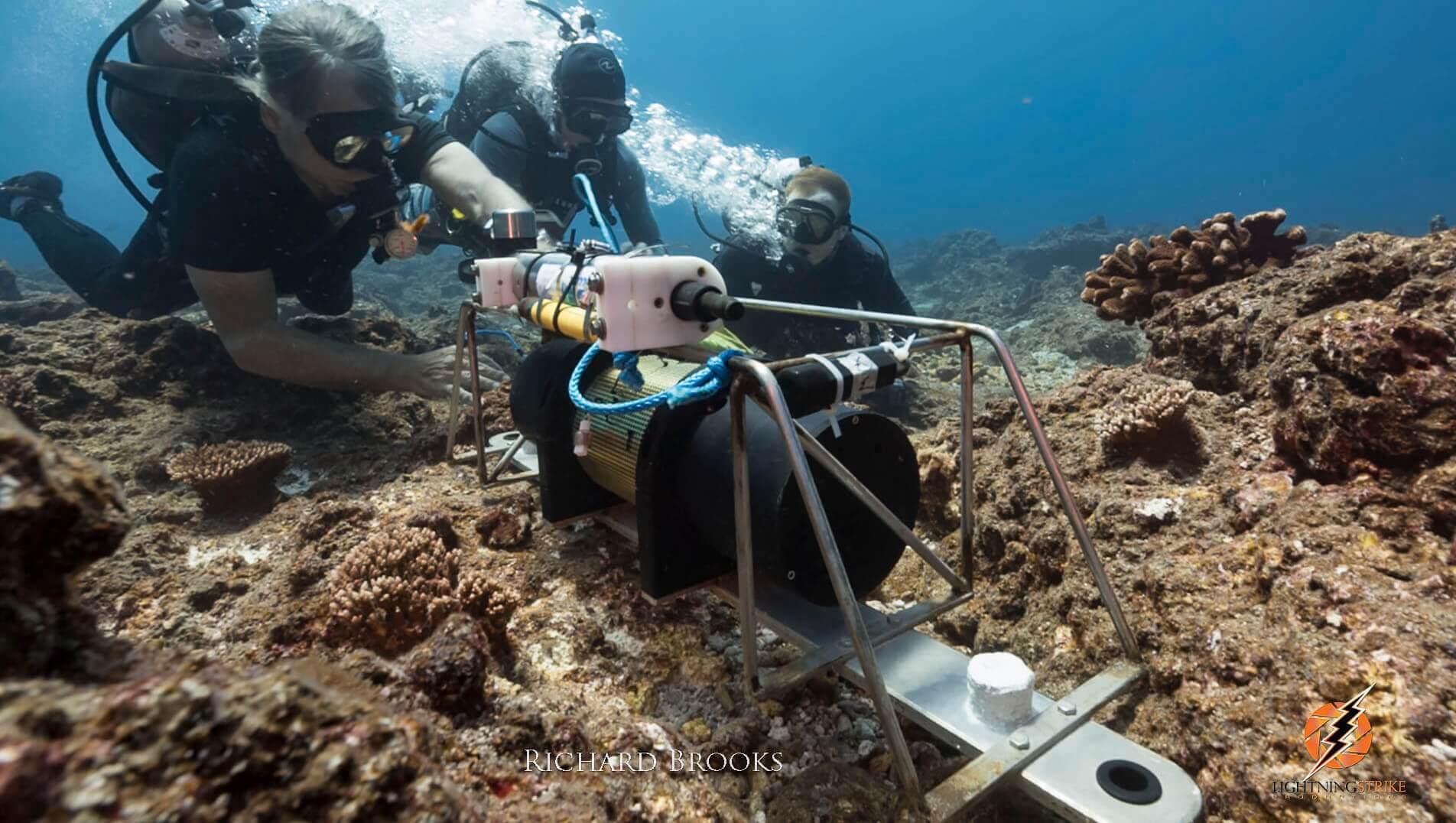 Phoenix Island Research   Kiribati